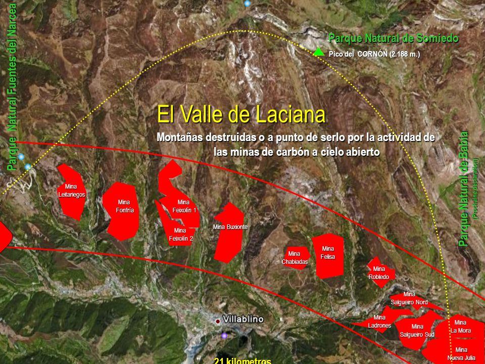 El Valle de Laciana Parque Natural de Somiedo