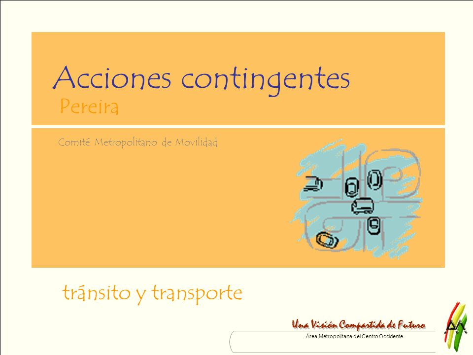 Comité Metropolitano de Movilidad