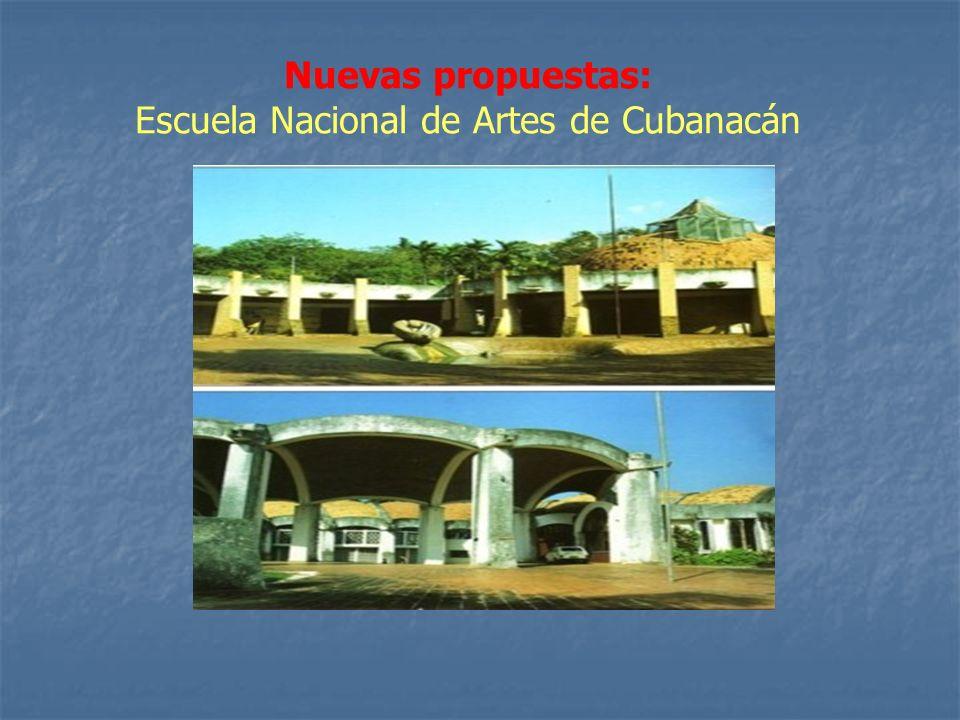 Escuela Nacional de Artes de Cubanacán