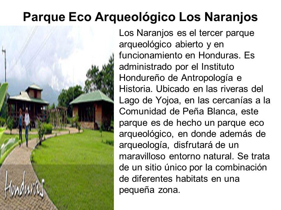 Parque Eco Arqueológico Los Naranjos