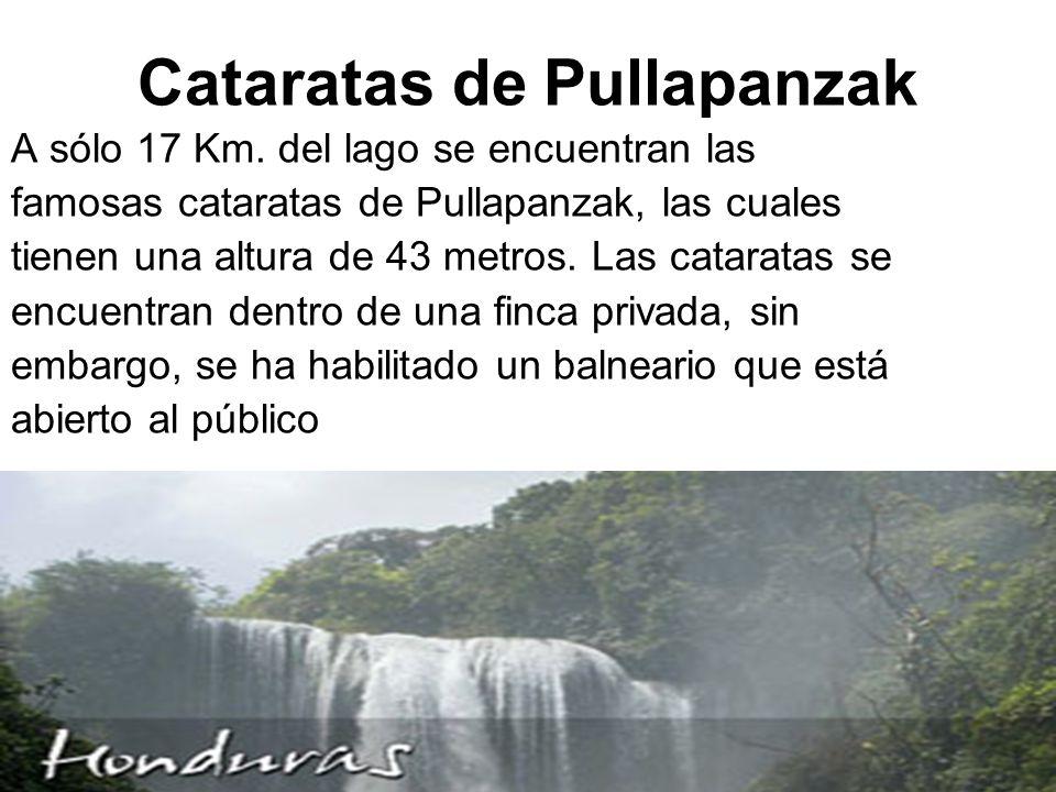Cataratas de Pullapanzak