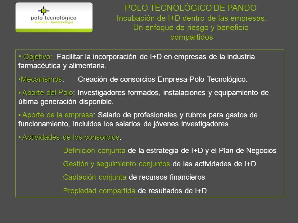 POLO TECNOLÓGICO DE PANDO
