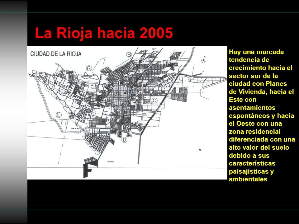 La Rioja hacia 2005