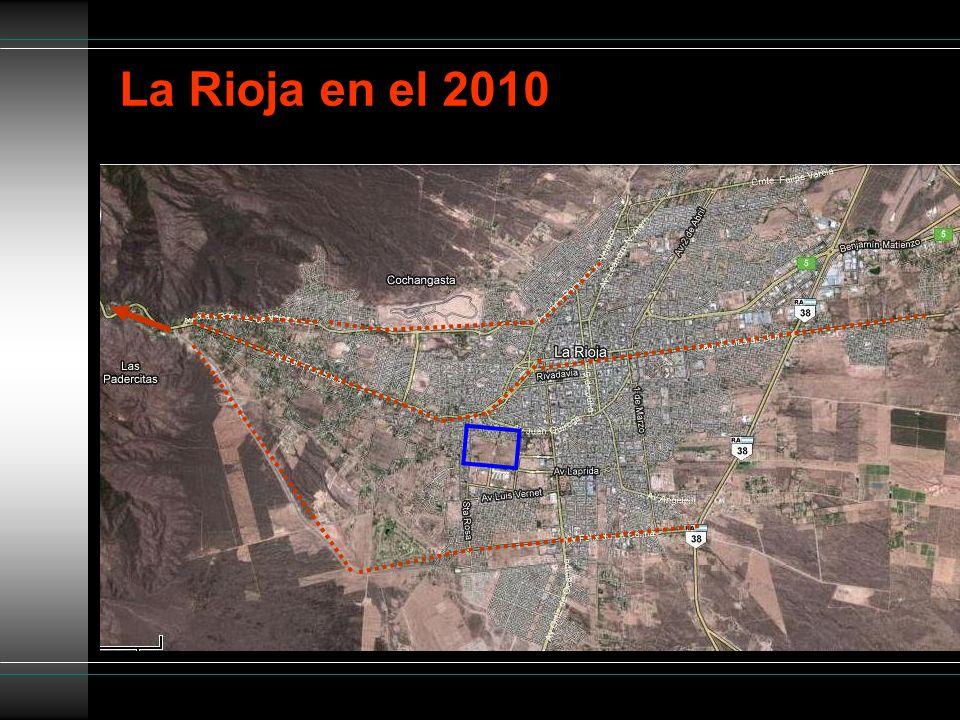 La Rioja en el 2010