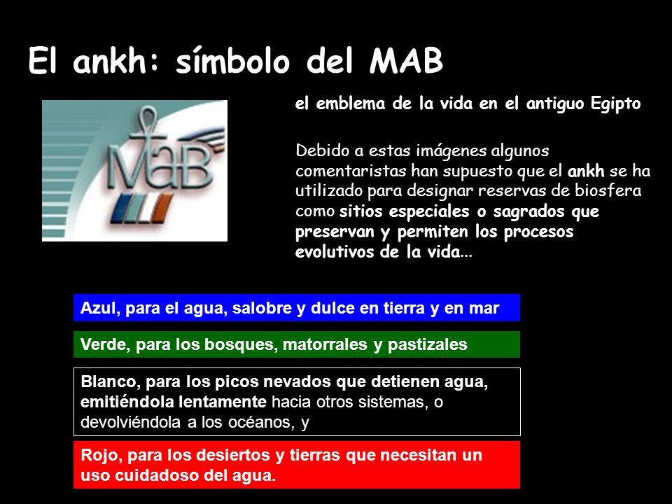 El ankh: símbolo del MAB