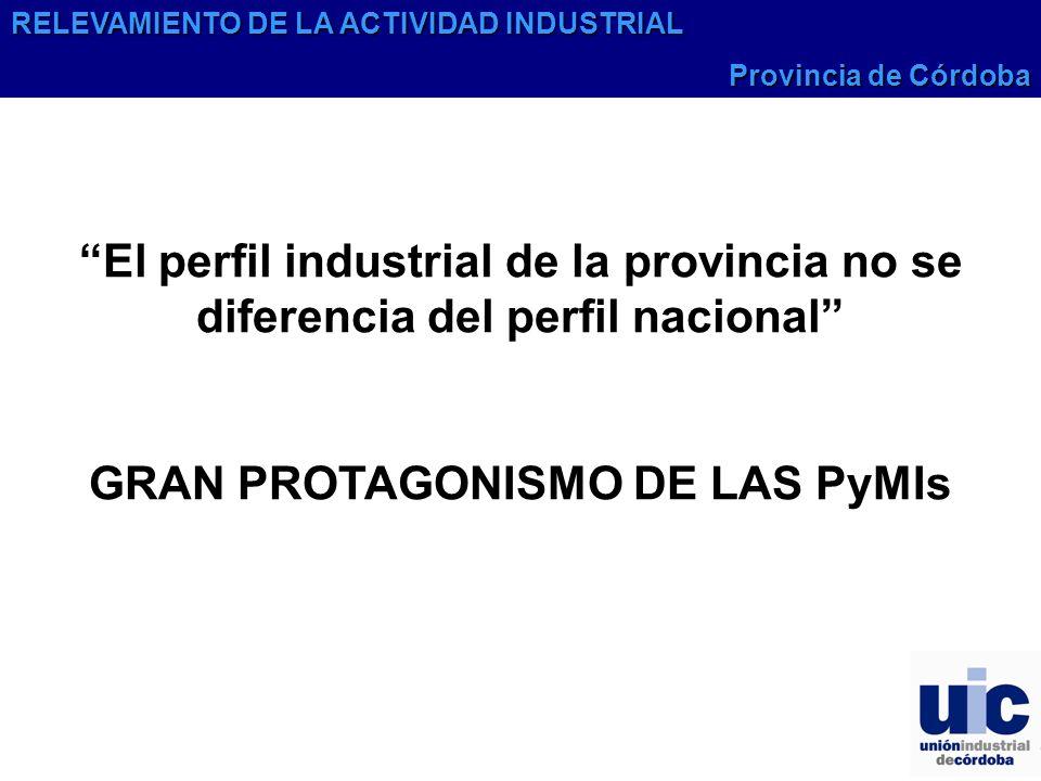 GRAN PROTAGONISMO DE LAS PyMIs