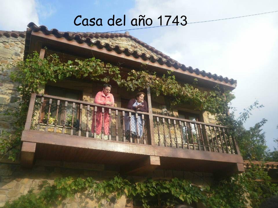Casa del año 1743