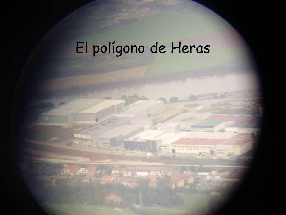 El polígono de Heras