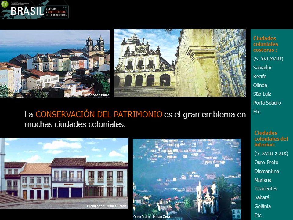 Ciudades coloniales costeras :