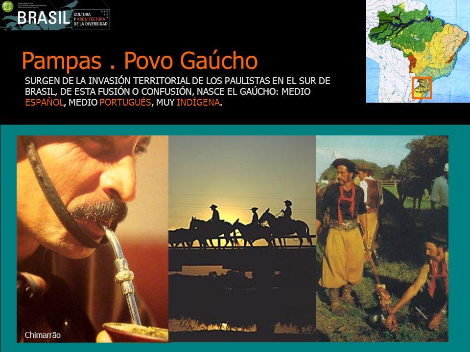 Pampas . Povo Gaúcho