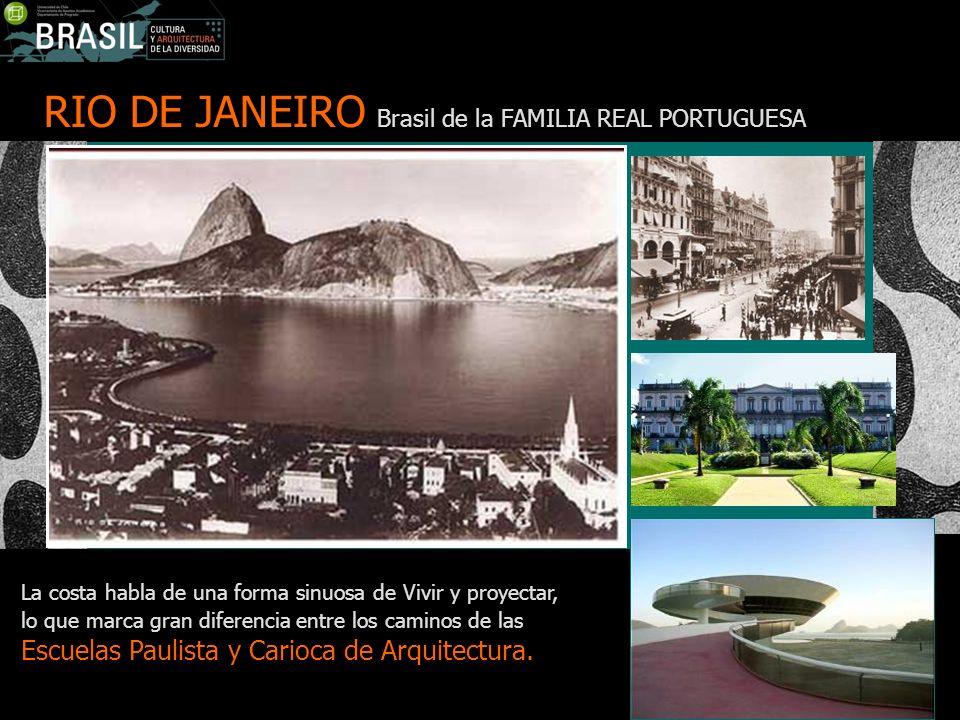RIO DE JANEIRO Brasil de la FAMILIA REAL PORTUGUESA
