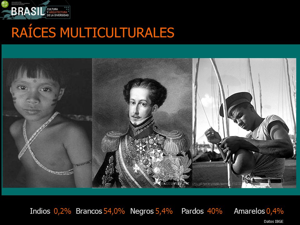 RAÍCES MULTICULTURALES