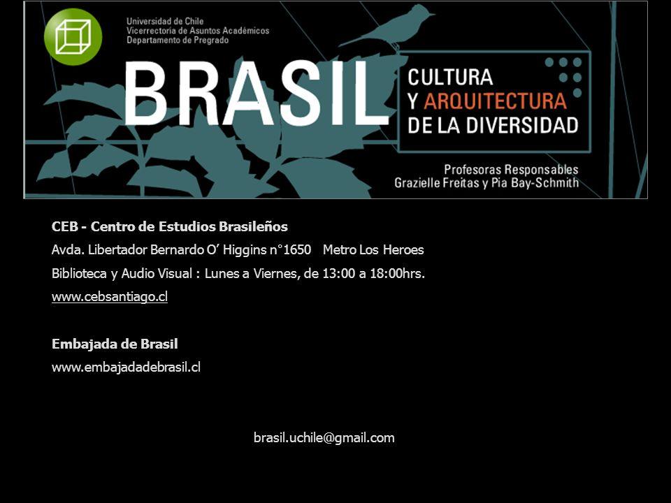 CEB - Centro de Estudios Brasileños