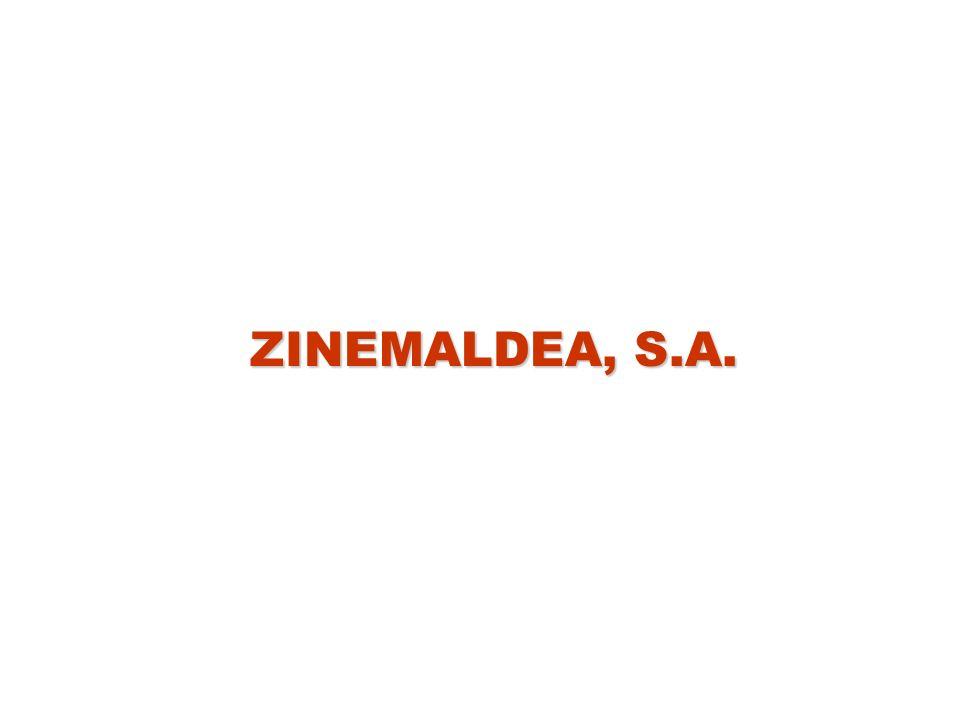 ZINEMALDEA, S.A.