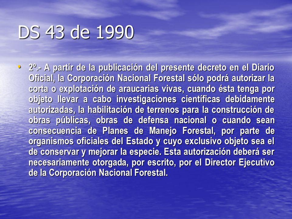 DS 43 de 1990