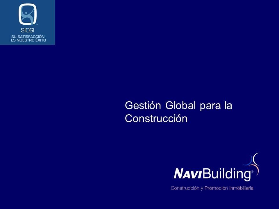 Gestión Global para la Construcción