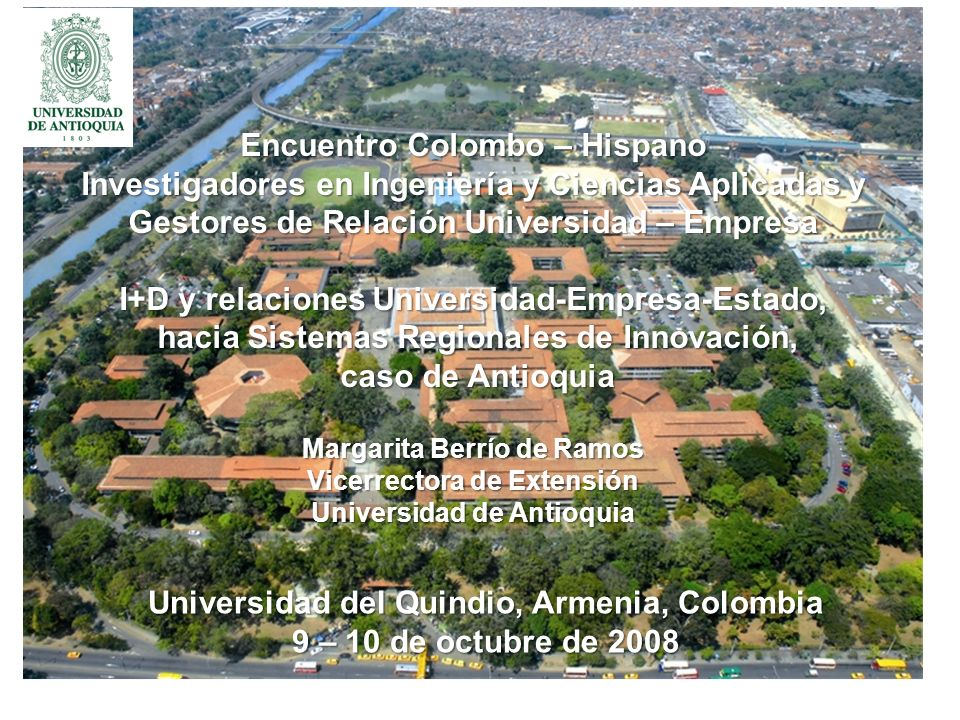 Encuentro Colombo – Hispano