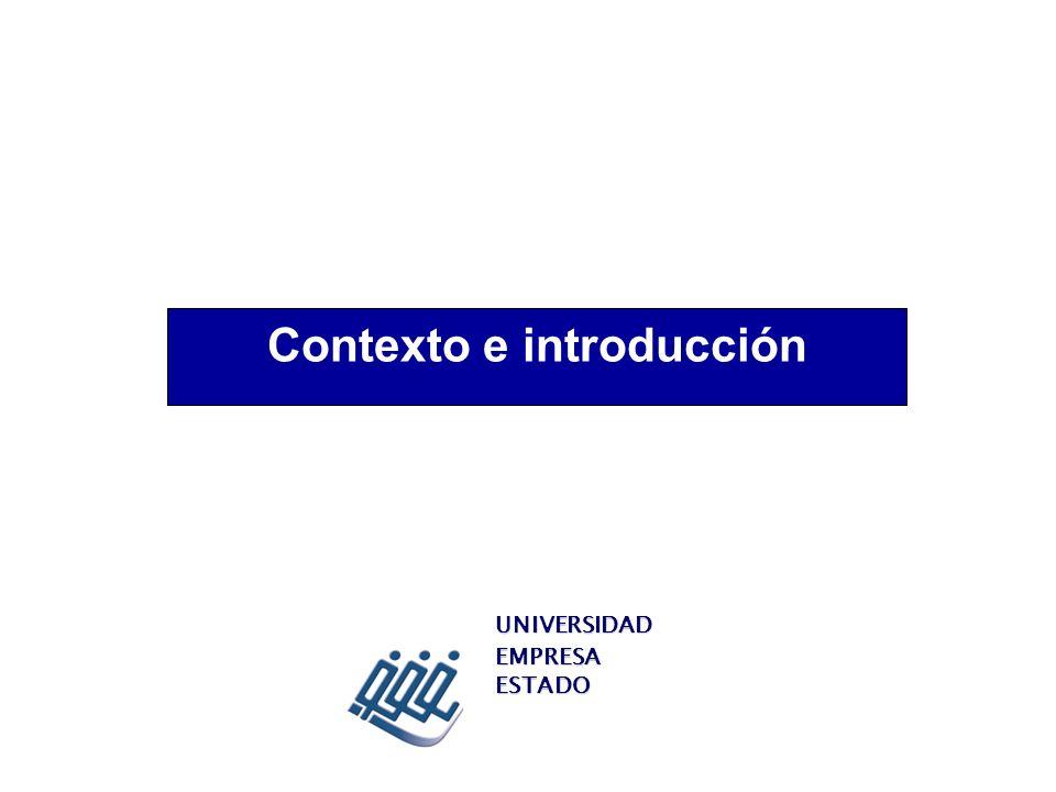 Contexto e introducción