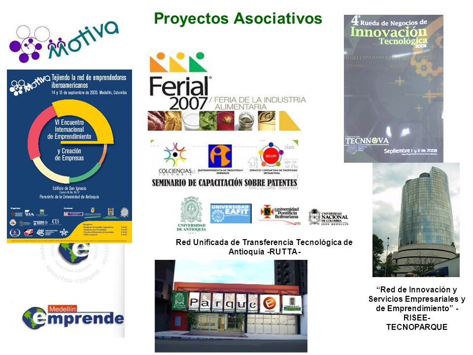 Proyectos Asociativos