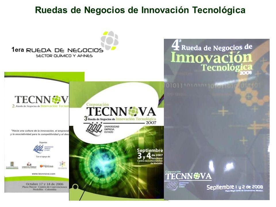 Ruedas de Negocios de Innovación Tecnológica