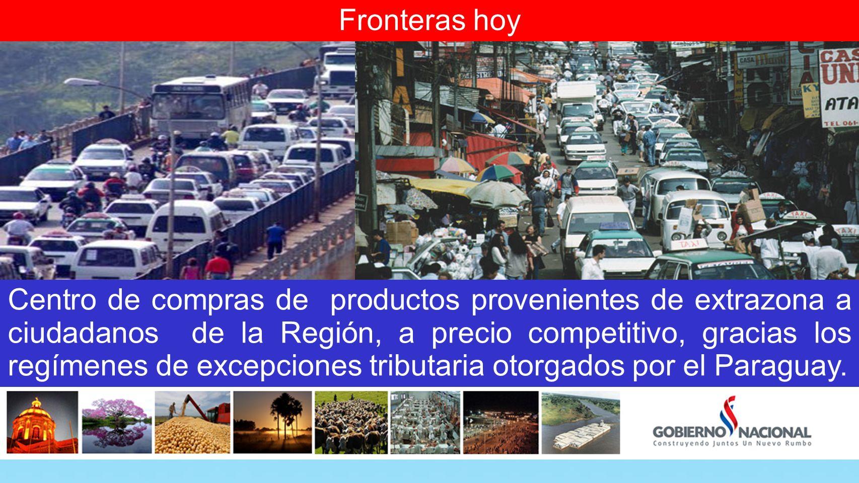 Fronteras hoy