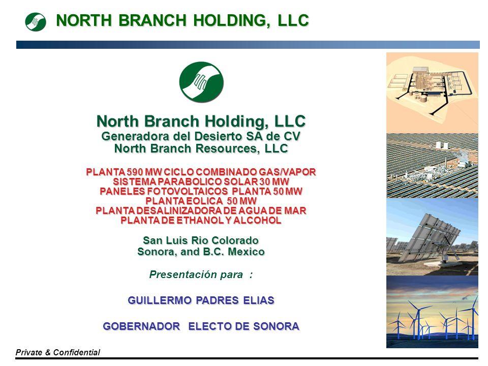 North Branch Holding, LLC