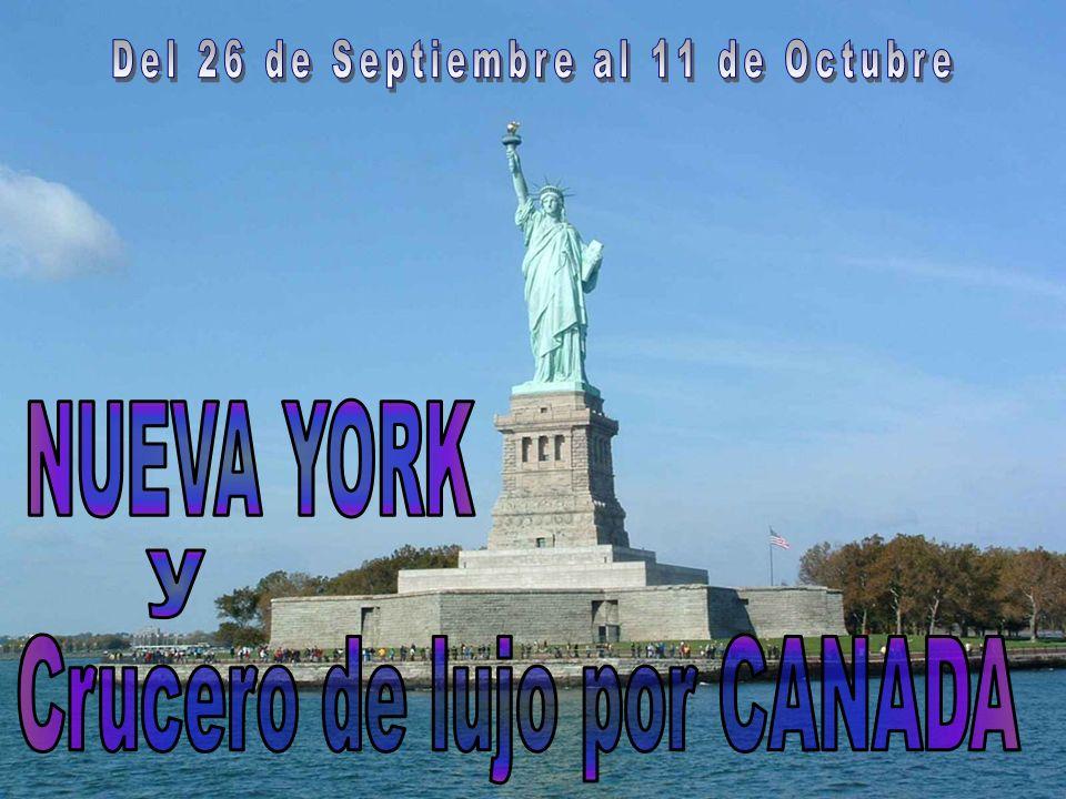 Del 26 de Septiembre al 11 de Octubre