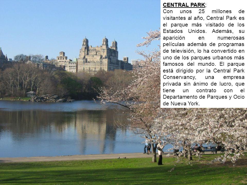 CENTRAL PARK;