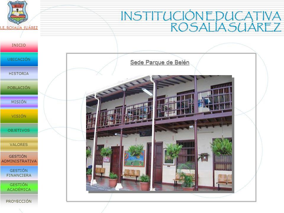 INSTITUCIÓN EDUCATIVA ROSALÍA SUÁREZ