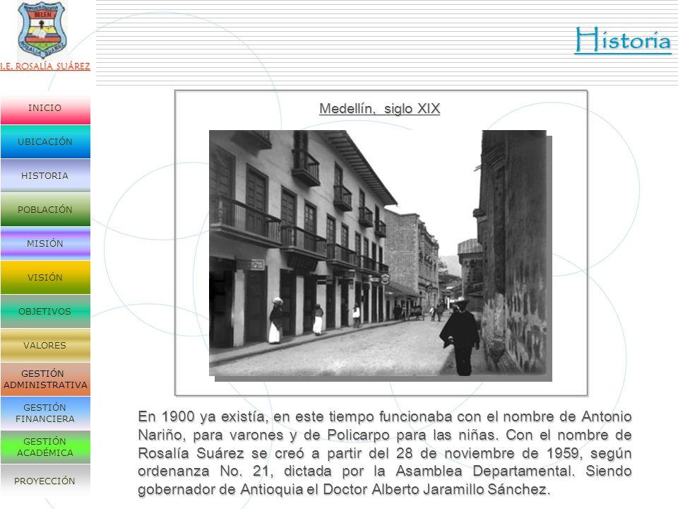 Historia Medellín, siglo XIX.