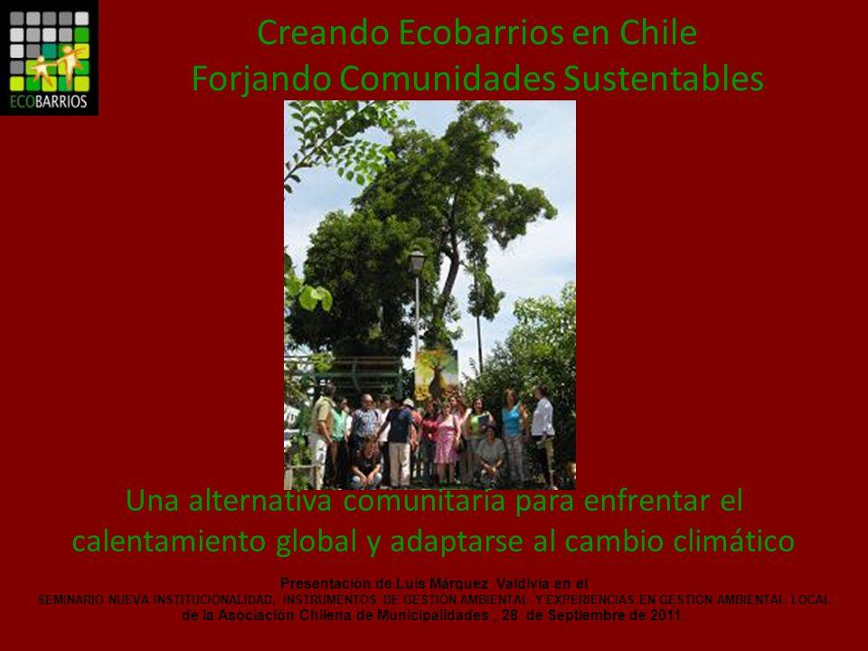 Presentación de Luis Márquez Valdivia en el