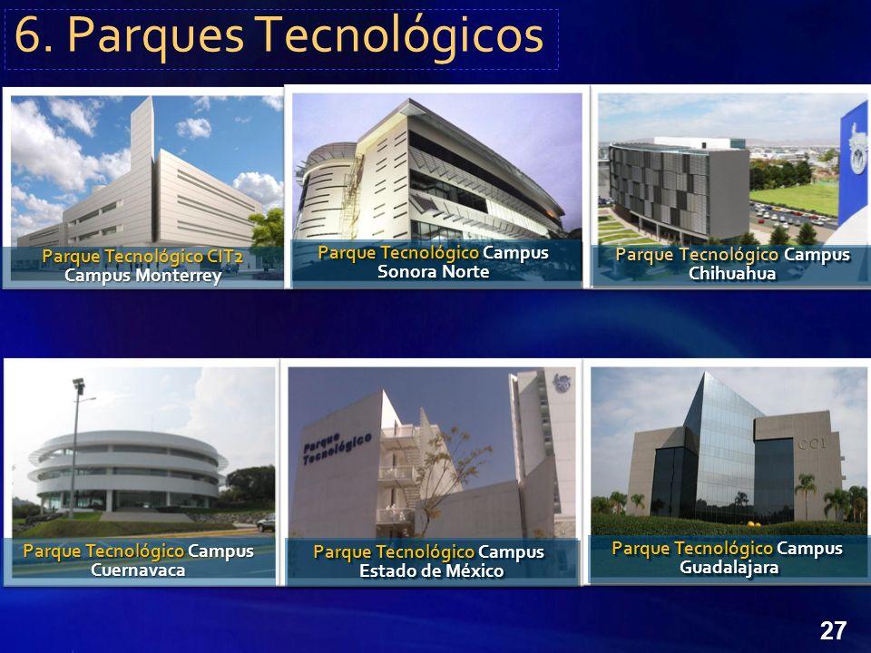 Parque Tecnológico Campus Cuernavaca