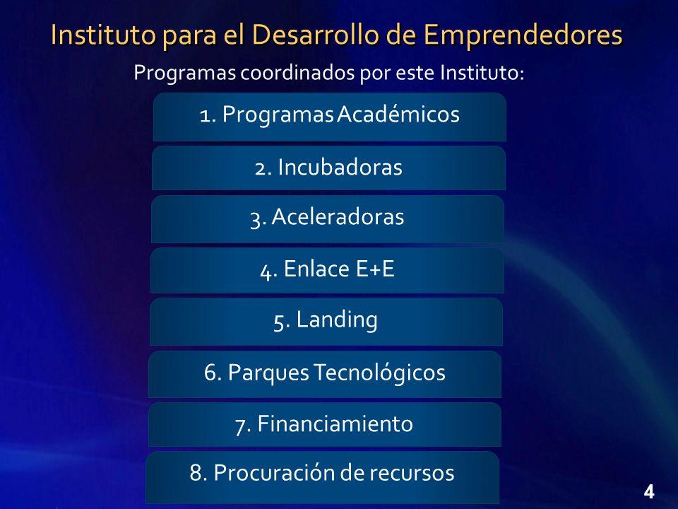Instituto para el Desarrollo de Emprendedores