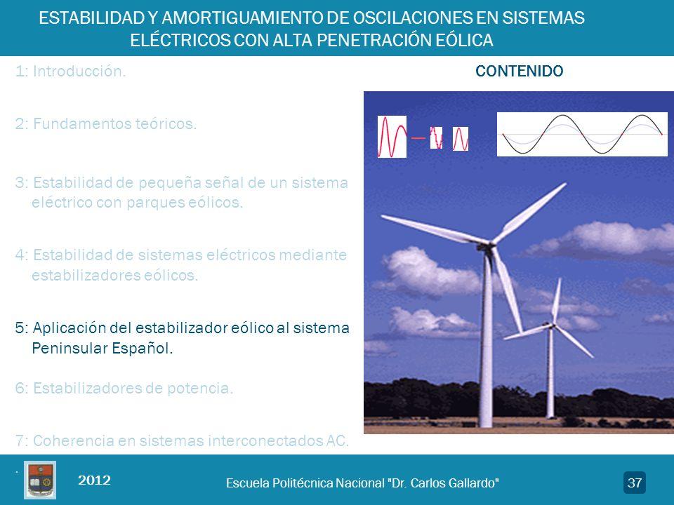 Escuela Politécnica Nacional Dr. Carlos Gallardo