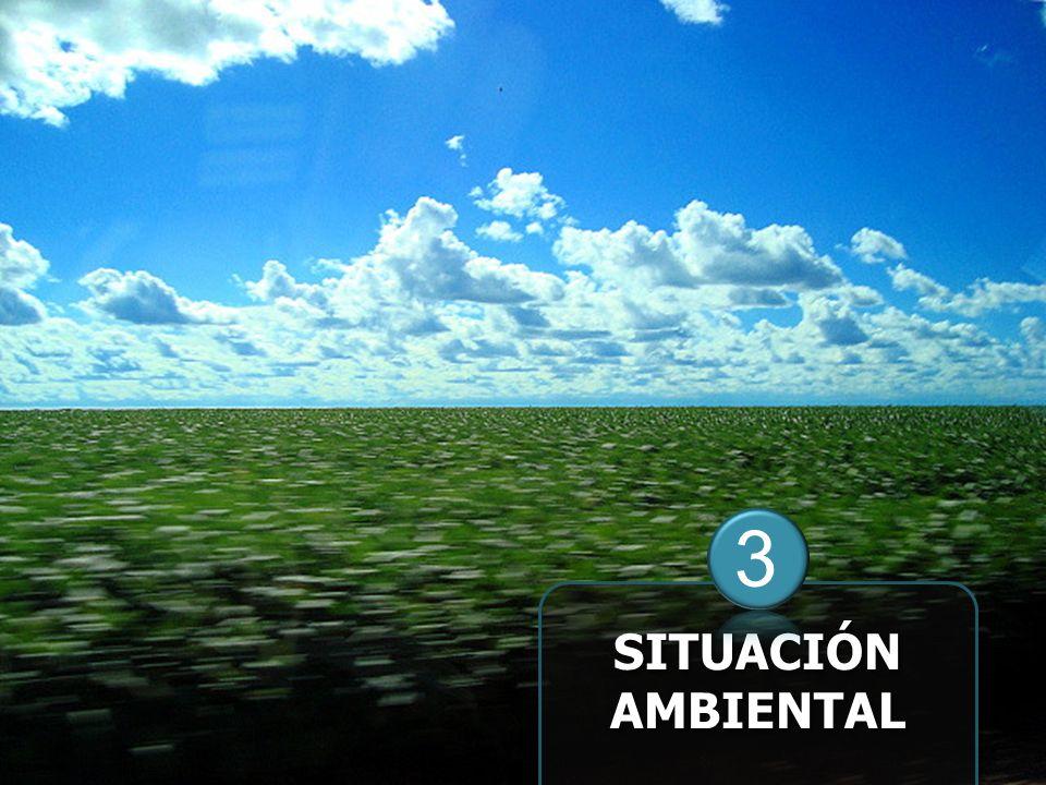 3 SITUACIÓN AMBIENTAL 18