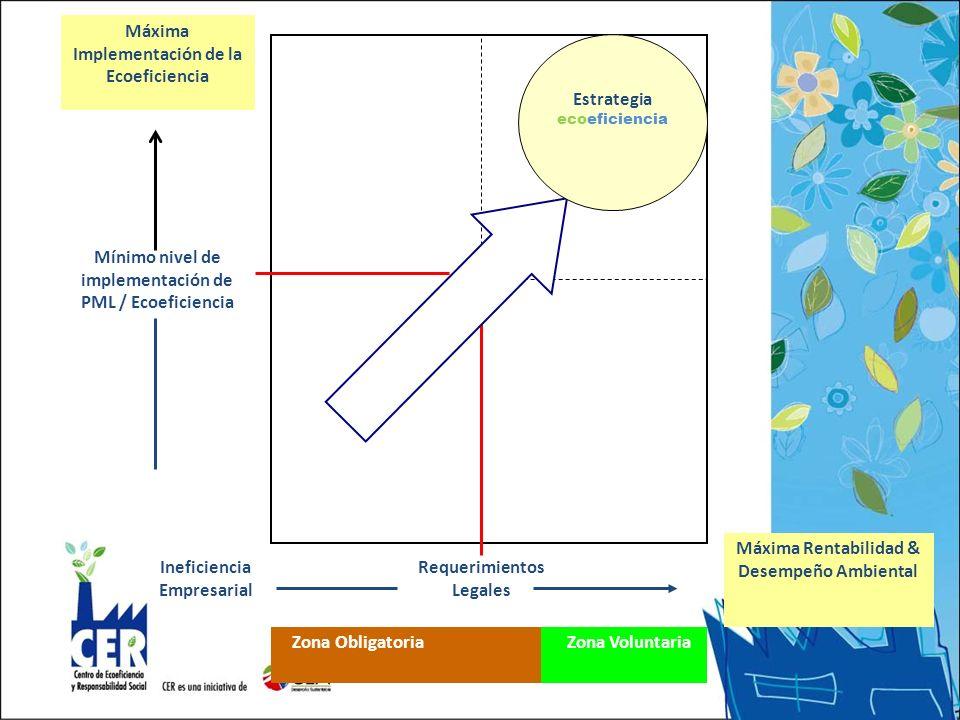 Máxima Implementación de la Ecoeficiencia