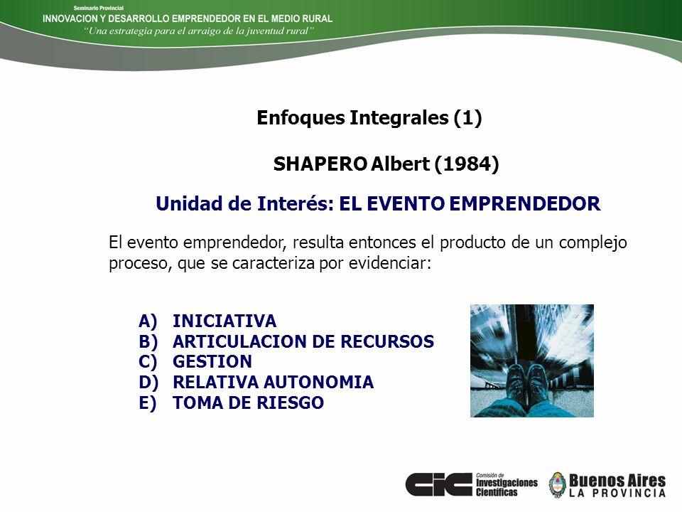 Enfoques Integrales (1)