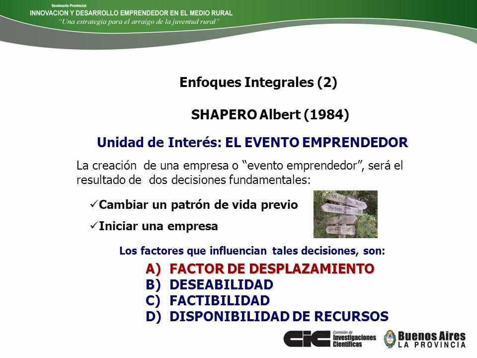 Enfoques Integrales (2)