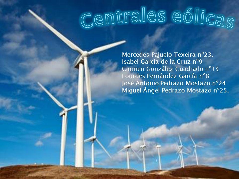 Centrales eólicas Mercedes Pajuelo Texeira nº23.