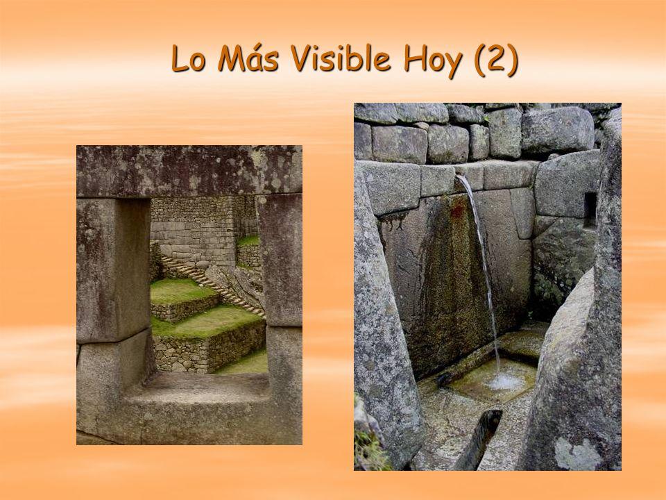 Lo Más Visible Hoy (2)