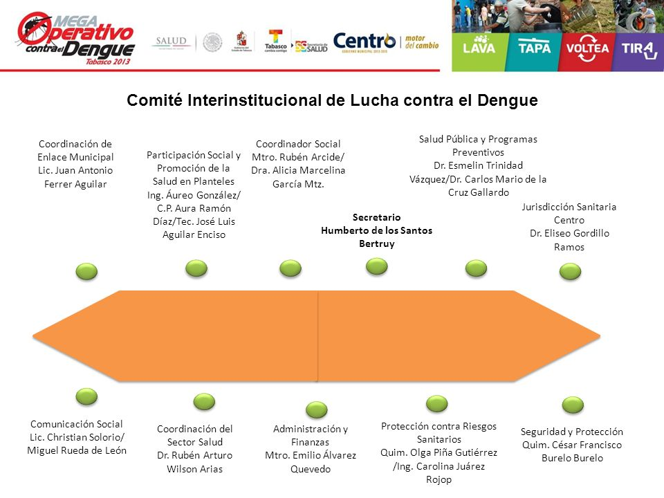 Comité Interinstitucional de Lucha contra el Dengue