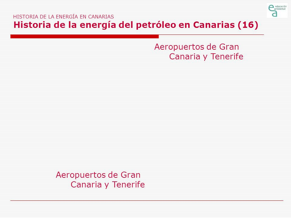 Aeropuertos de Gran Canaria y Tenerife