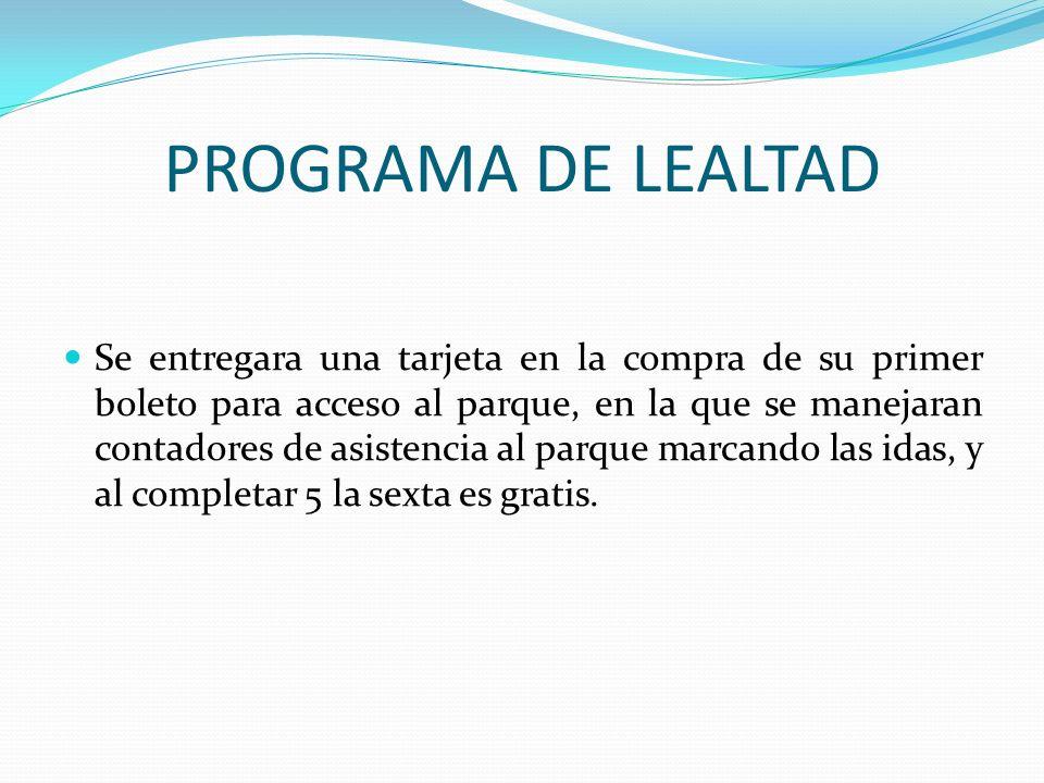 PROGRAMA DE LEALTAD