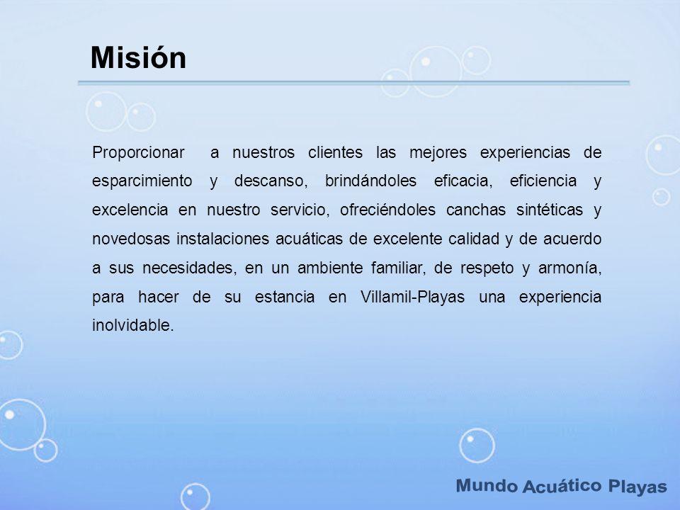 Mundo Acuático Playas Misión