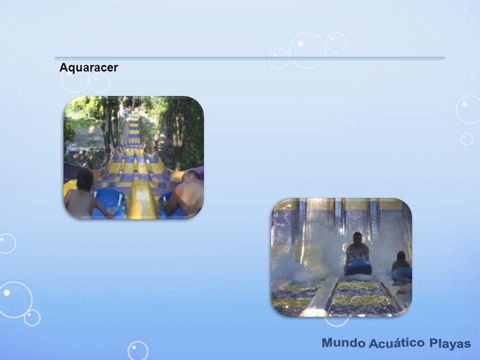 Aquaracer Mundo Acuático Playas