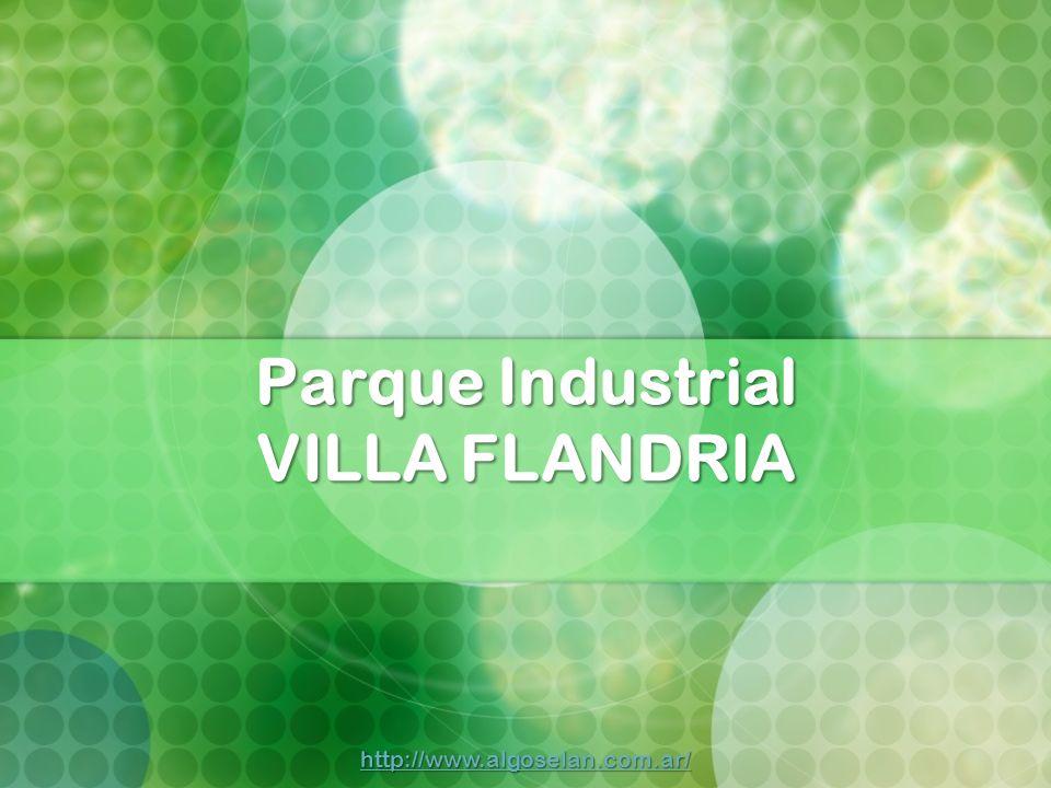 Parque Industrial VILLA FLANDRIA