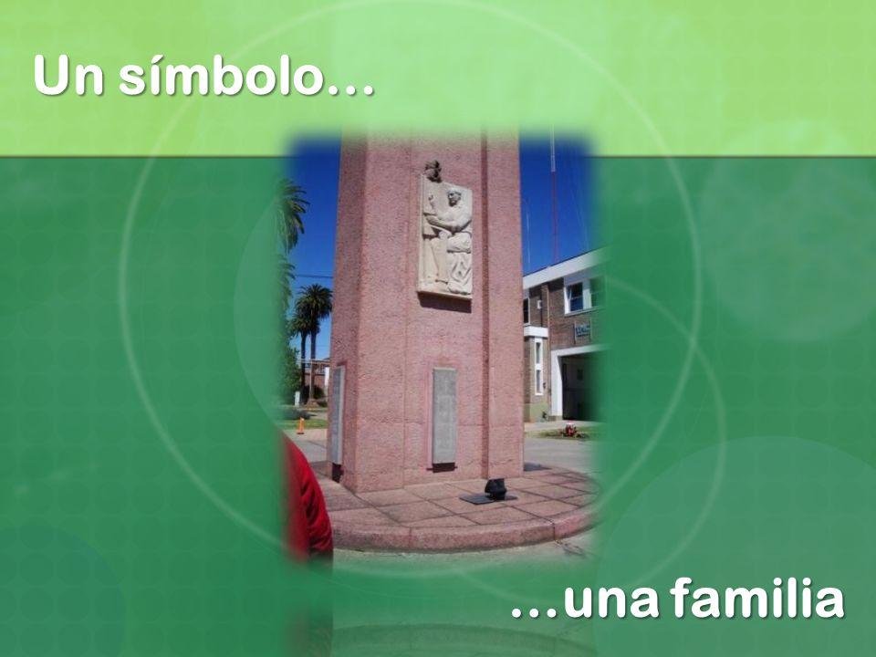 Un símbolo… …una familia
