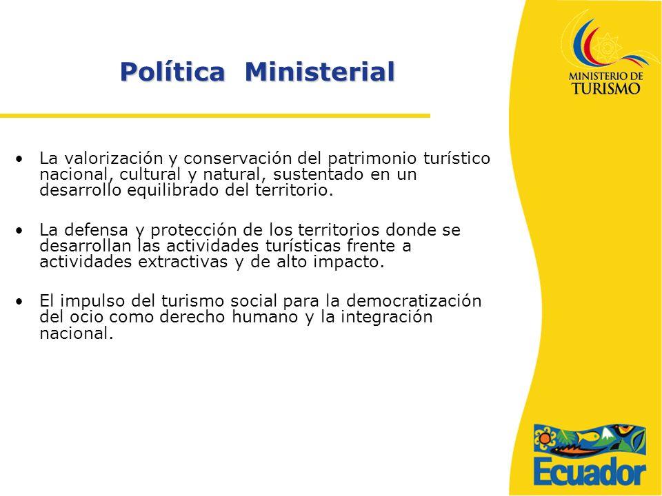 Política Ministerial