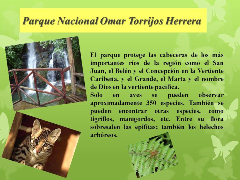 Parque Nacional Omar Torrijos Herrera