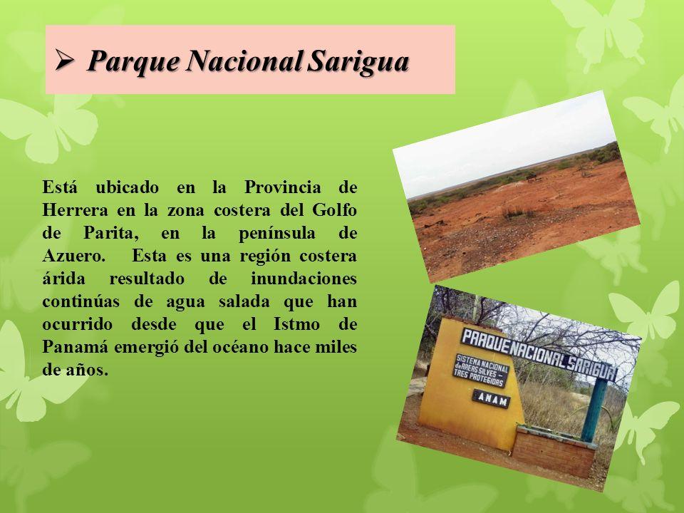 Parque Nacional Sarigua